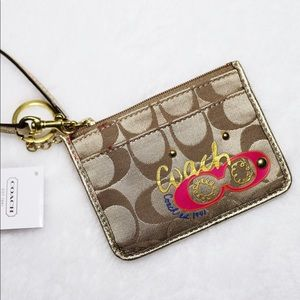Coach | F48092 Mini Wallet | Tophatter
